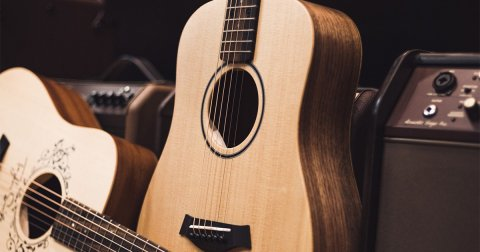 Acoustic Guitars Under $500