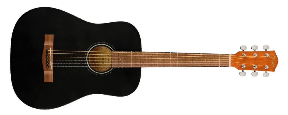 Fender FA-15 3/4 Size Steel String Acoustic Guitar w/Bag, Walnut FB Best Acoustic Guitars Under $500