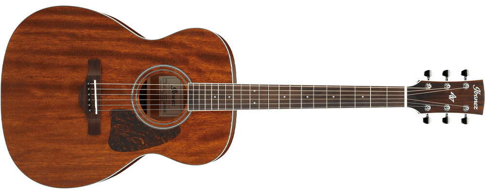 Ibanez AC340-OPN Artwood Acoustic Guitar, Open Pore Natural